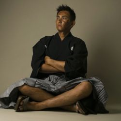 The Official Blog of 【JB】Japan Broadcasting.net   'OUTSPOKEN SAMURAI' YUJIRO