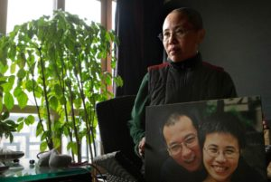 Long live Liu Xia!  Freedom-fighter Germany has done it once again