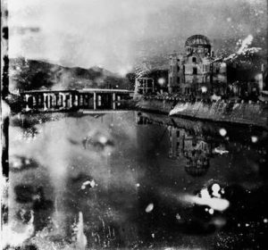 Remember Hiroshima. The Bourbon whiskey story