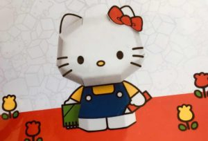 Hello Kitty for U.S President 2020!