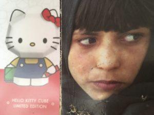 Hello Kitty, Hello Taliban 【Yujiro Taniyama's Pashtu Column】