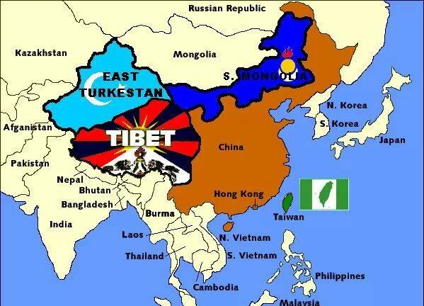 Tibet, Mongolia and East Turkestan Independence now.jpg